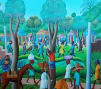 Lucien Pradel Haiti