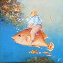 Andre Blaise (Musician Fish)