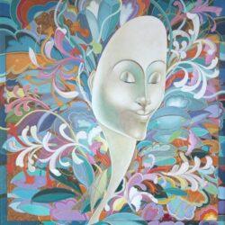"""Bernard Sejourne """"Mille Fleurs"""""""
